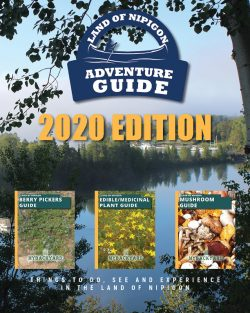 Land of Nipigon Adventure Guide Covers