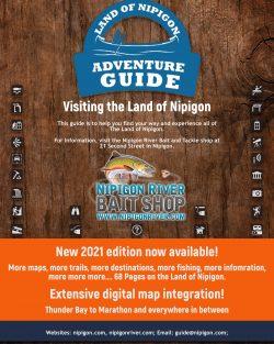 Land of Nipigon Adventure Guide 2021
